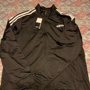 Men's adidas jacket large